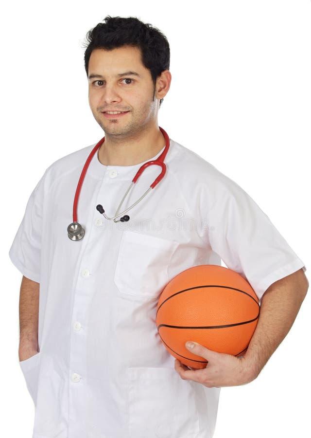 Jeune docteur photo stock