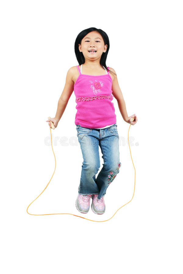 Jeune enfant asiatique 005 photo libre de droits