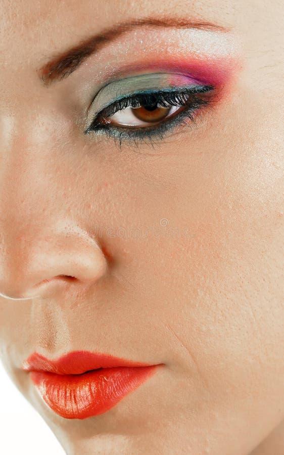Jeune femelle attirante image stock