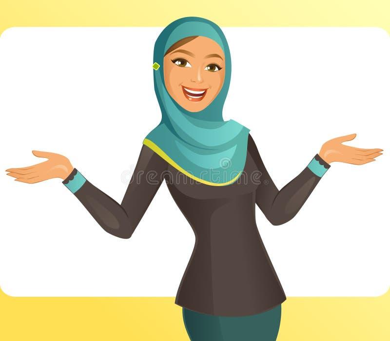 Jeune femme 15 illustration stock