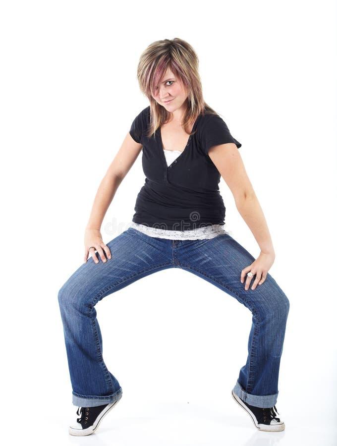 Jeune femme adulte photo libre de droits