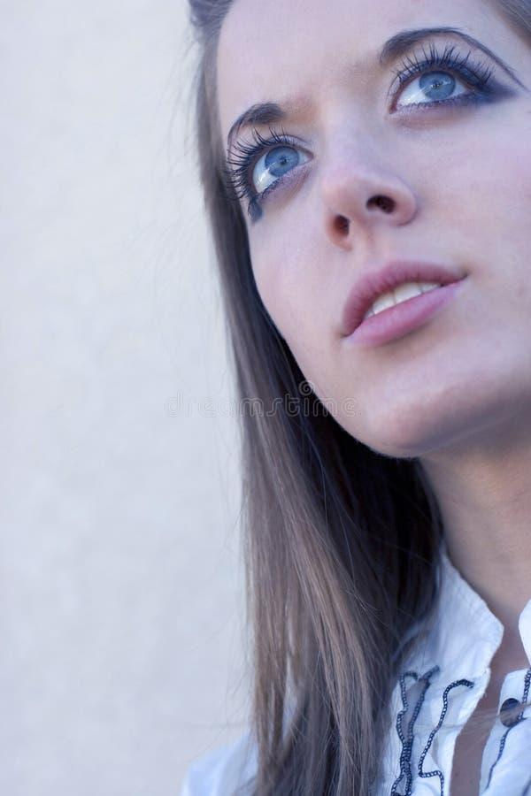 Jeune femme adulte images libres de droits