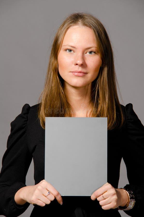 Jeune femme caucasienne images libres de droits