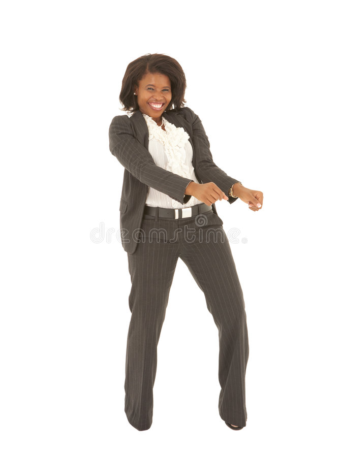 Jeune femme d'affaires adulte images libres de droits