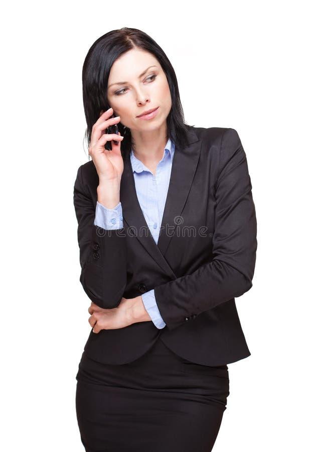 Jeune femme d'affaires fraîche. photo libre de droits