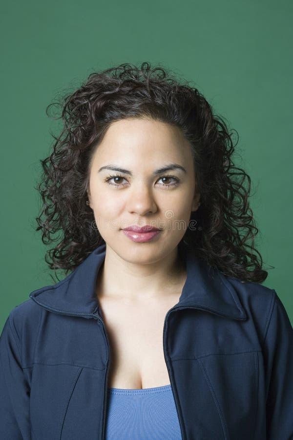 Jeune femme latine images libres de droits