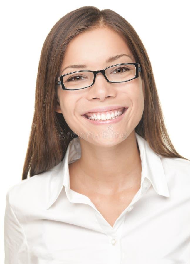 Jeune femme professionnelle photo stock