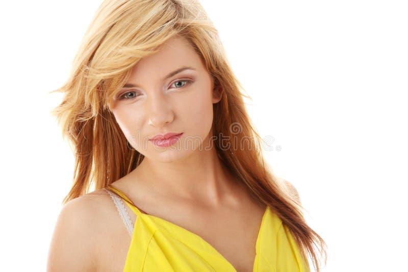Jeune fille attirante photos stock