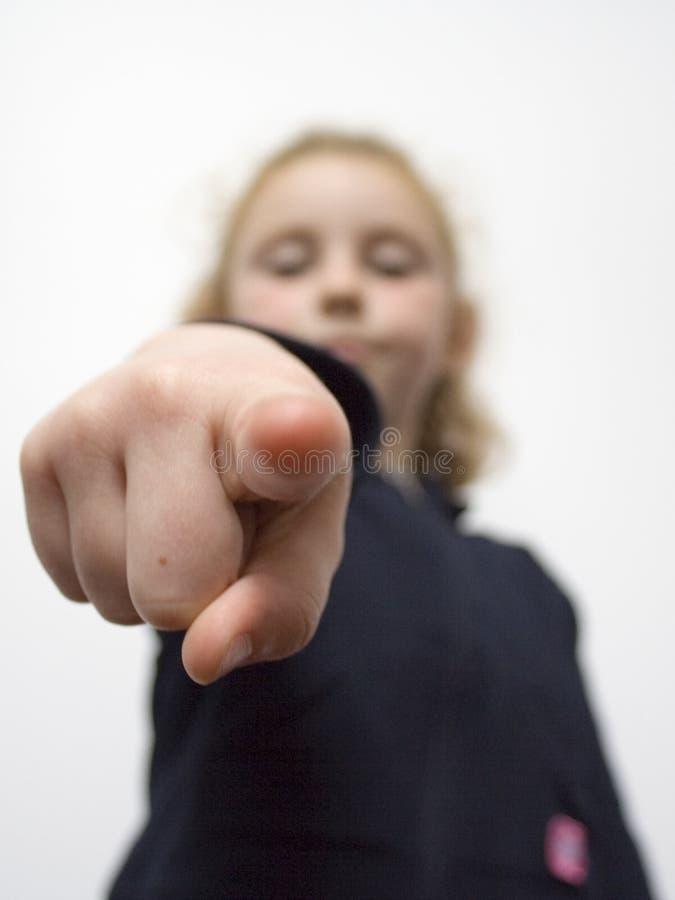 Download Jeune fille dirigeant 2 image stock. Image du incrément - 735331