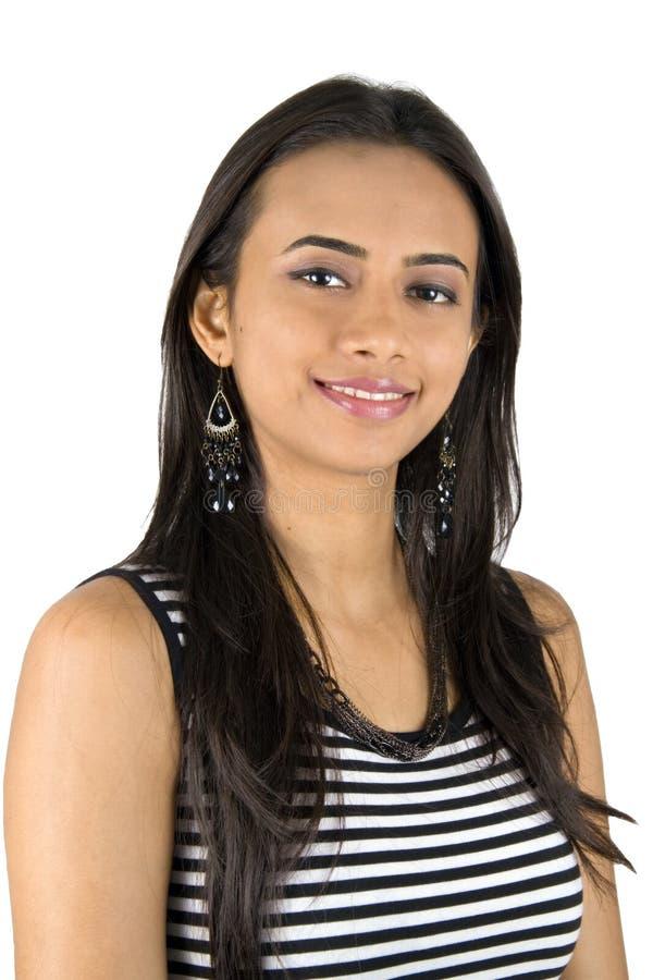 Jeune fille indienne. photos libres de droits