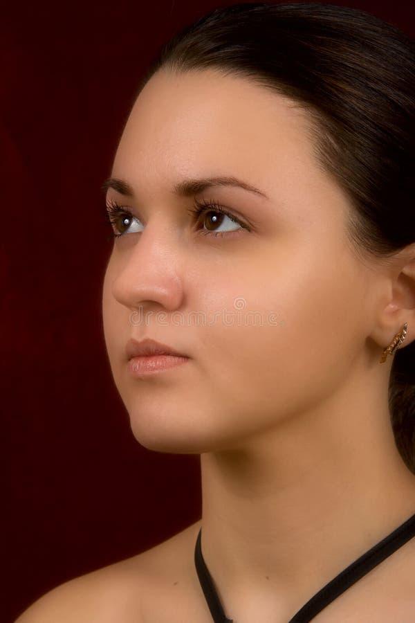Jeune fille sexuelle image stock