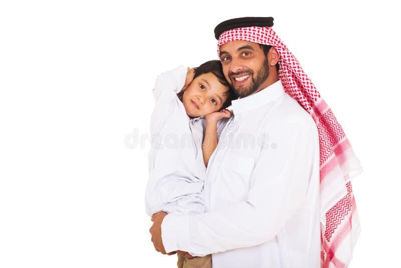 Jeune fils musulman d'homme photos libres de droits
