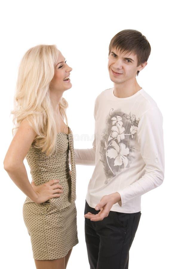Flirt fille garcon