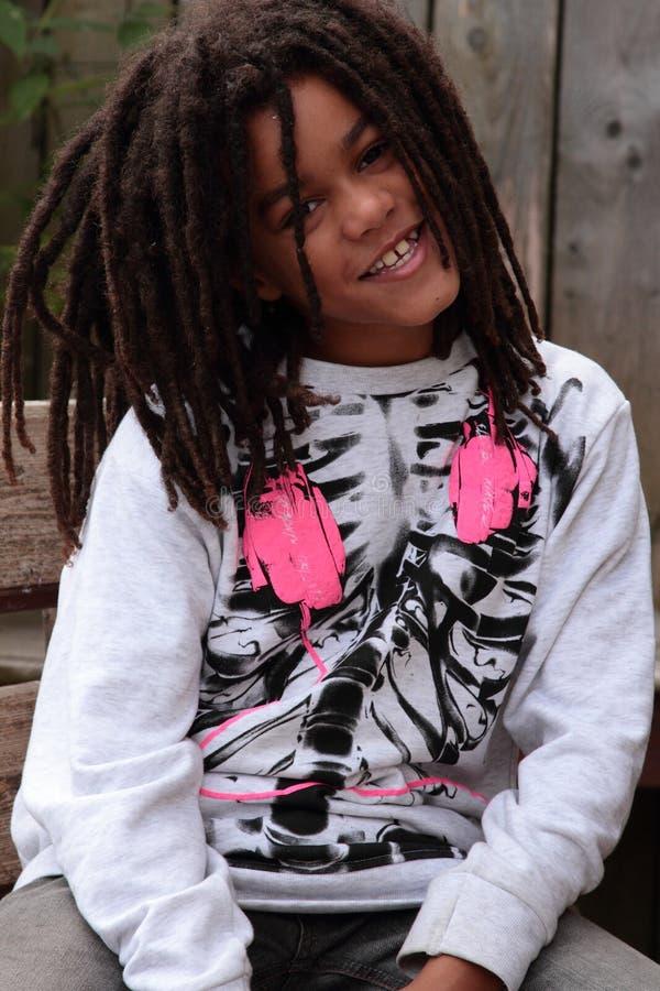 Jeune garçon. photo libre de droits