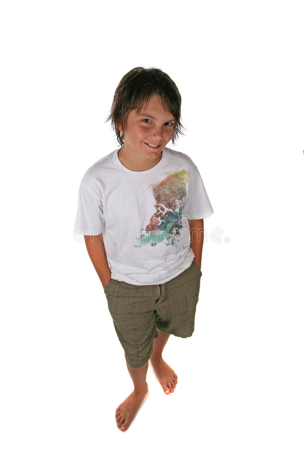 Jeune garçon adolescent images stock