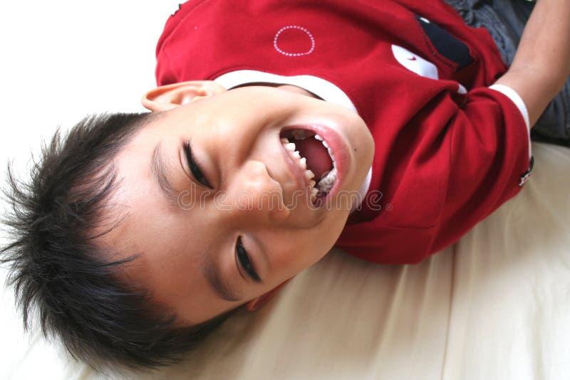 Jeune garçon heureux 1 photos stock