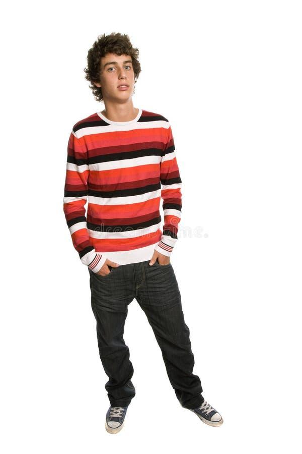 Jeune homme photo libre de droits