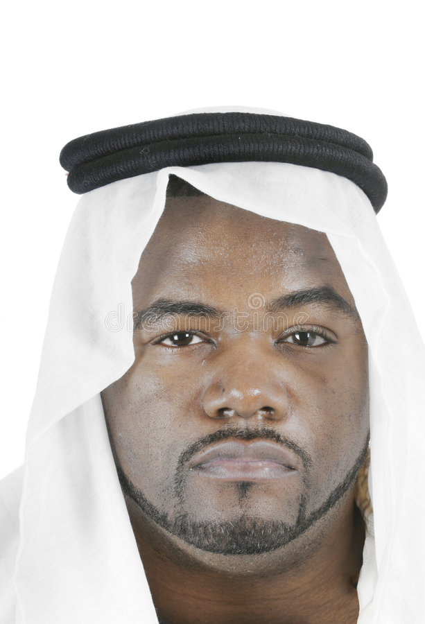 Jeune homme Arabe photos stock