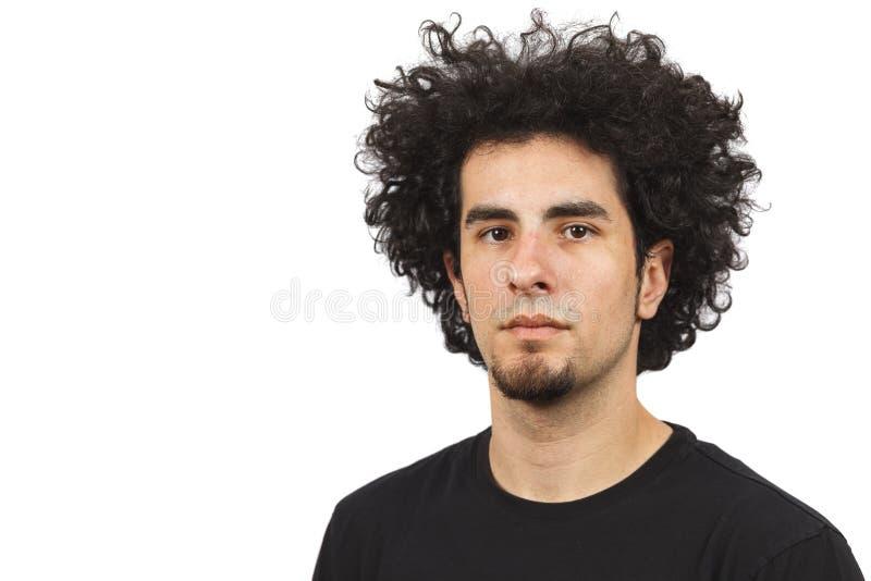 Jeune homme beau photo libre de droits