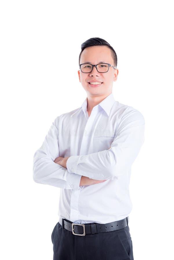 Jeune homme bel asiatique images stock