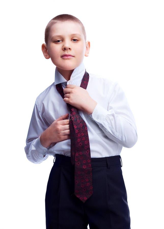 Jeune homme d'affaires image libre de droits