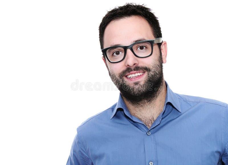 Jeune homme d'affaires images libres de droits