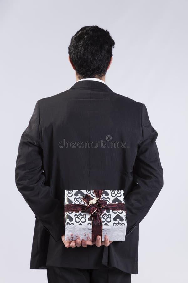 Jeune homme d'affaires (Luis) photos libres de droits