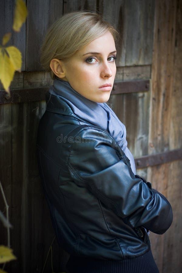 Jeune jolie fille photographie stock libre de droits