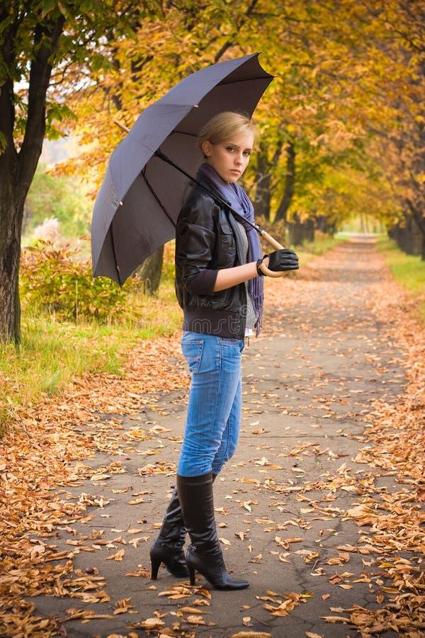 Jeune jolie fille photo libre de droits