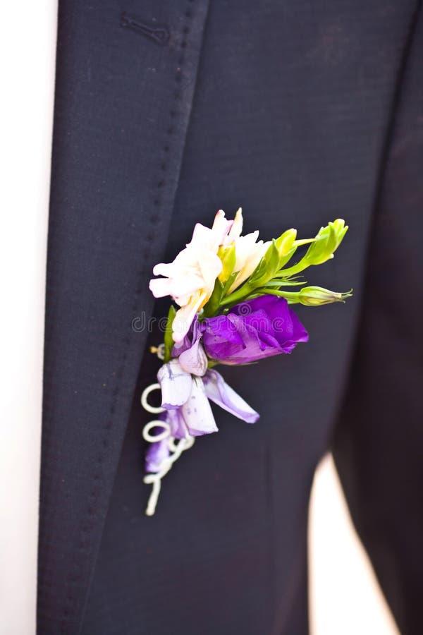 Jeune marié photographie stock