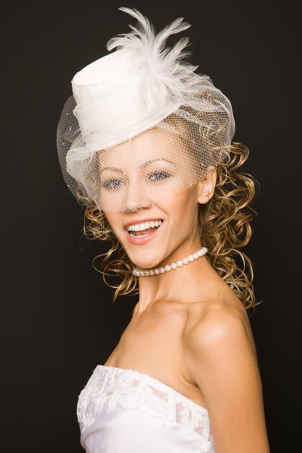 Jeune mariée fascinante photos stock
