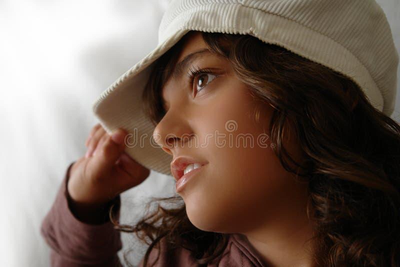 Jeune modèle photos libres de droits