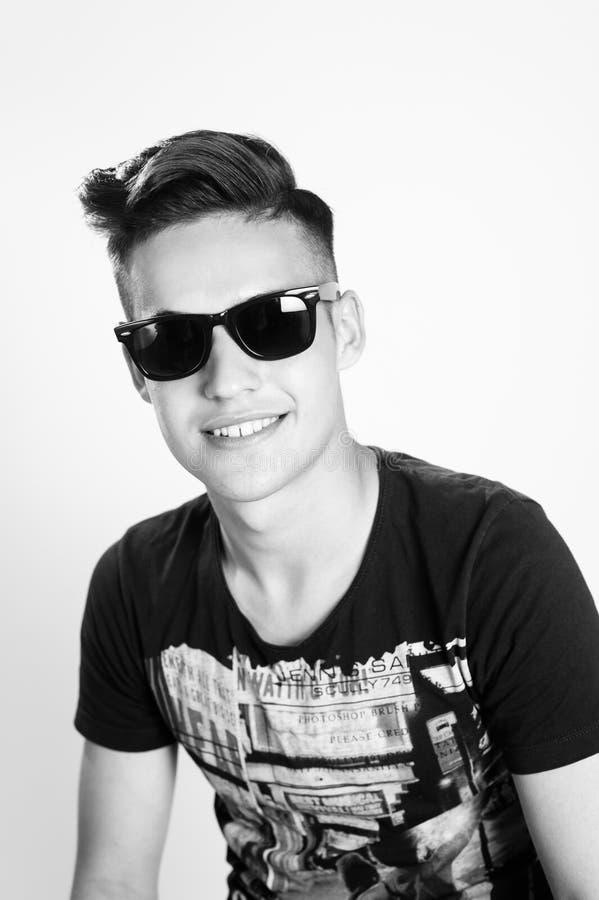Jeune modèle mâle photo libre de droits