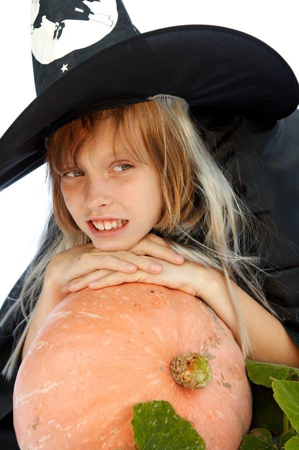 Jeune sorcière images stock