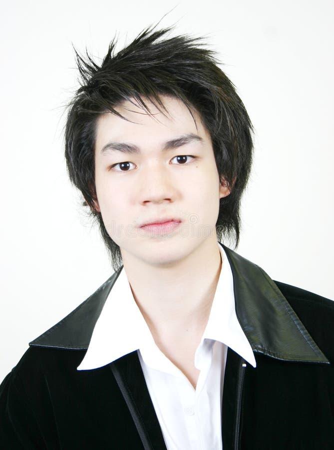 Jeune type asiatique frais photo stock