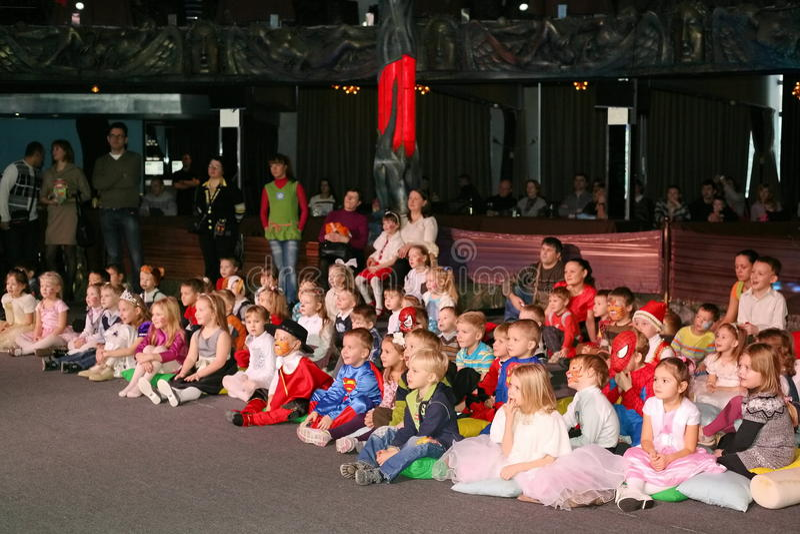 spectacle pour jeunes enfants