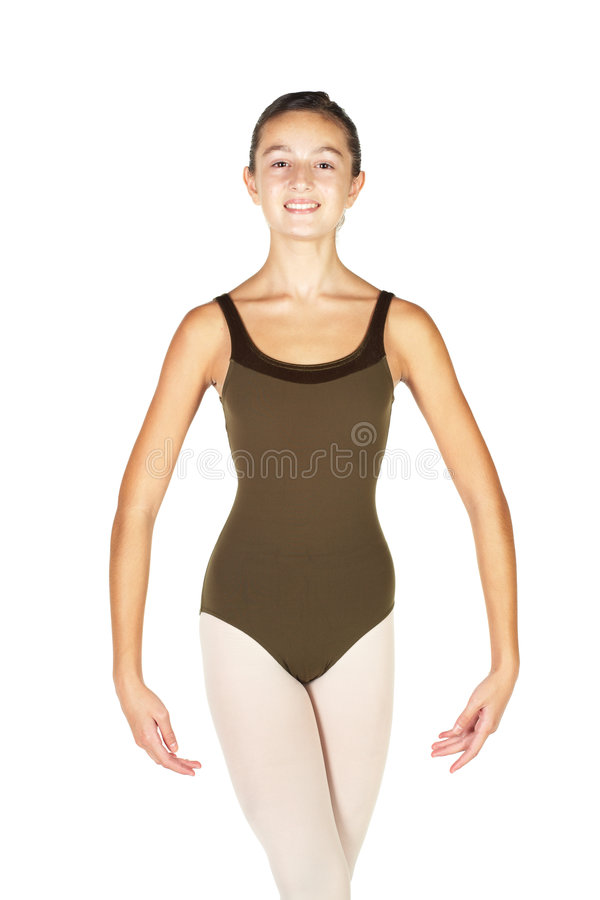 jeunes de danseur de ballet photographie stock libre de droits