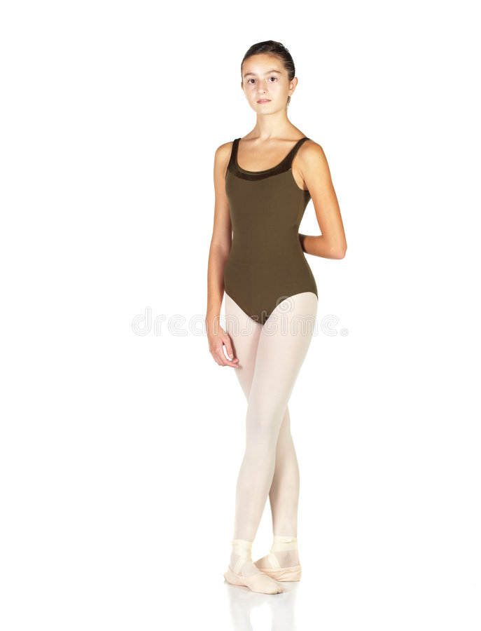 jeunes de danseur de ballet photo libre de droits