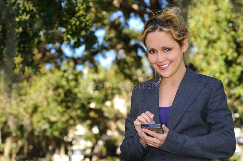 jeunes de femme d'affaires photos libres de droits