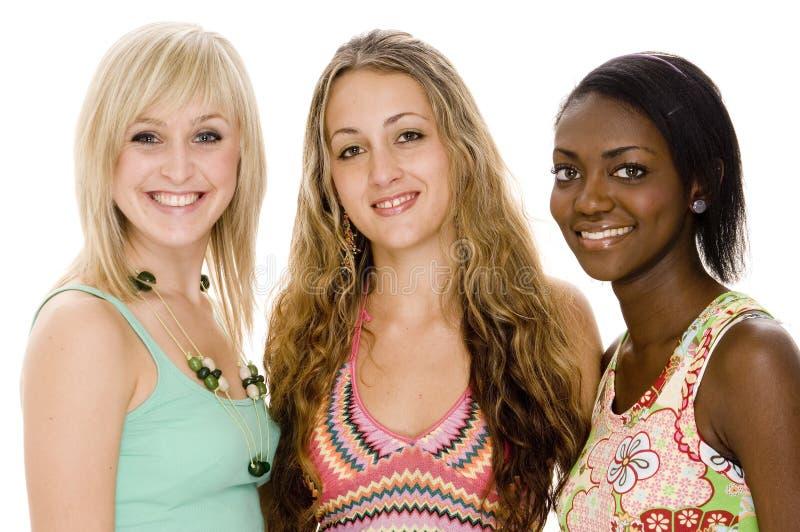 Jeunes femmes photo libre de droits