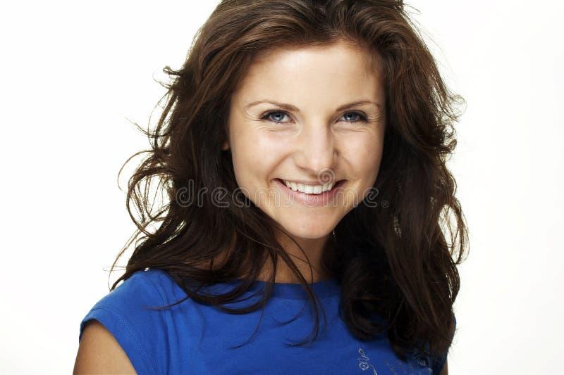 jeunes heureux de femme images stock