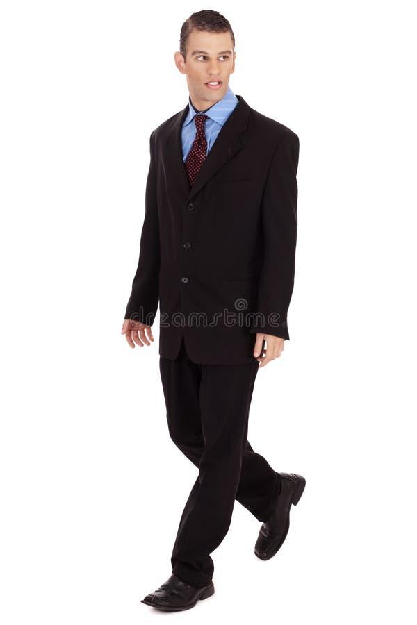 Jeunes hommes d'affaires photos stock