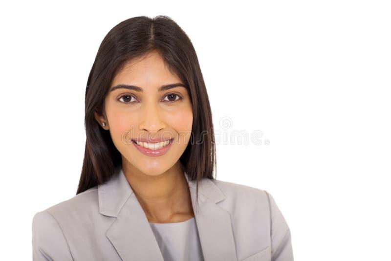 jeunes indiens de femme photographie stock