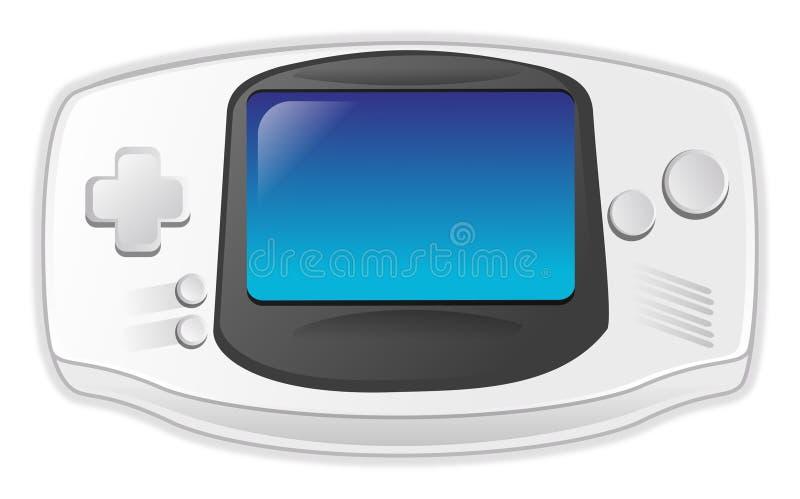 Jeux de console illustration libre de droits
