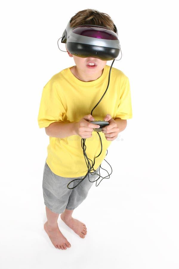 Jeux futuristes images libres de droits
