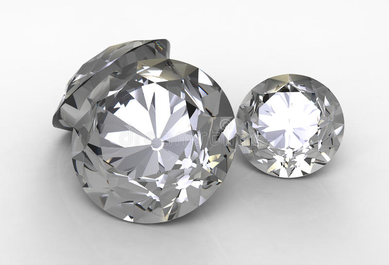 Jewel royalty free illustration
