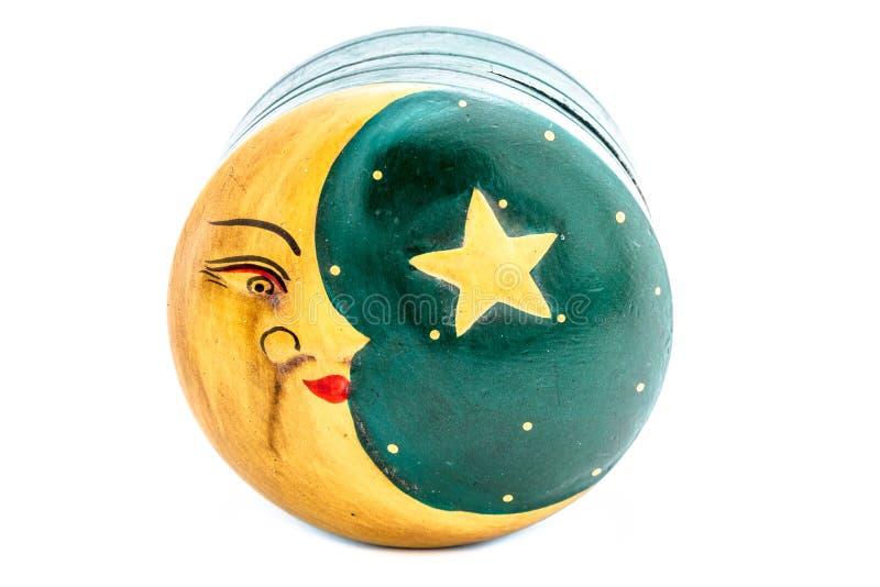 Download Jewel box stock image. Image of closed, jewel, yellow - 32468843