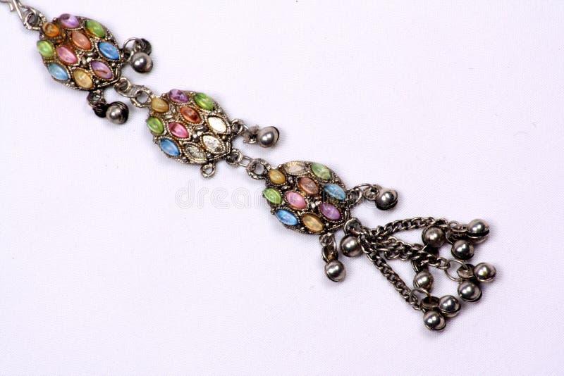 Jewelery colorido imágenes de archivo libres de regalías