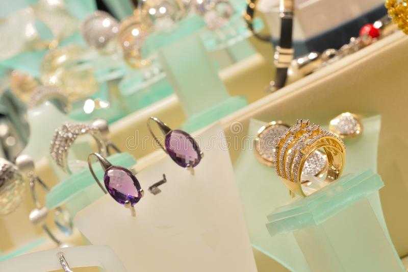 Download Luxurious woman jewellery stock photo. Image of fashion - 27992114