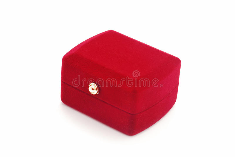 Download Jewellery box stock photo. Image of present, closed, white - 28764232